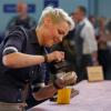 Agnieszka: primeira mulher a ganhar o Mundial de Barista!