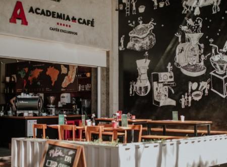 Está passando por BH? Conheça a segunda Academia do Café!