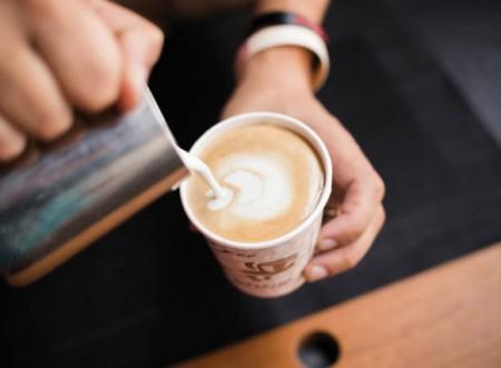 Opções de leites vegetais para usar nas bebidas à base de café!