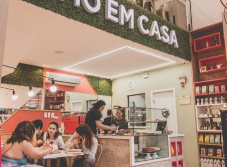 Como em Casa Café: comidinhas e grãos especiais em Manaus!