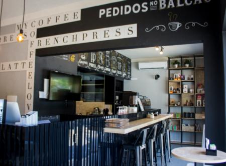MY Coffee Shop Project: cafés especiais na cidade de Tubarão