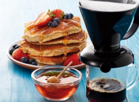 Café da manhã de filme? Temos receita de panqueca americana!