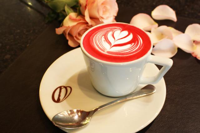 Dia Internacional da Mulher (Latte Arte)