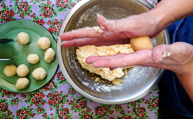 pao de queijo_la da venda