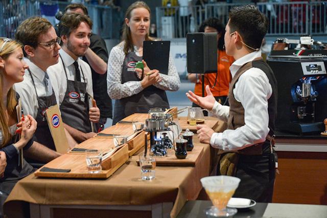 campeonato mundial de barista