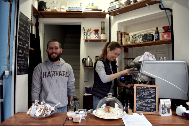 the little coffee shop_video_ton rodrigues
