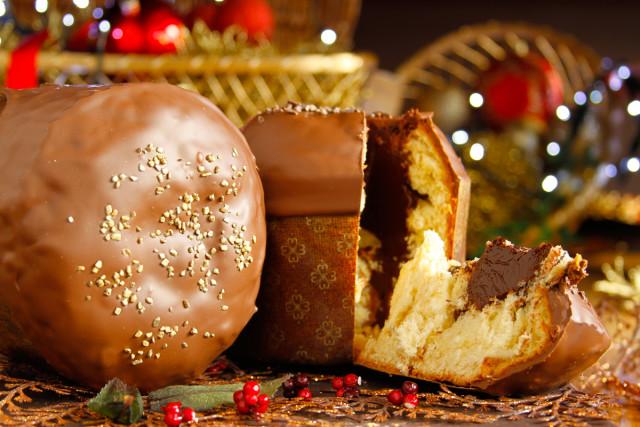 Panetone Cau Chocolate