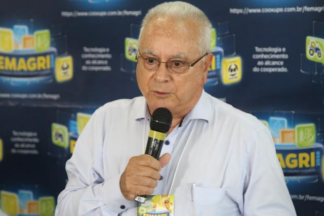 Carlos Paulino, presidente da Cooxupé