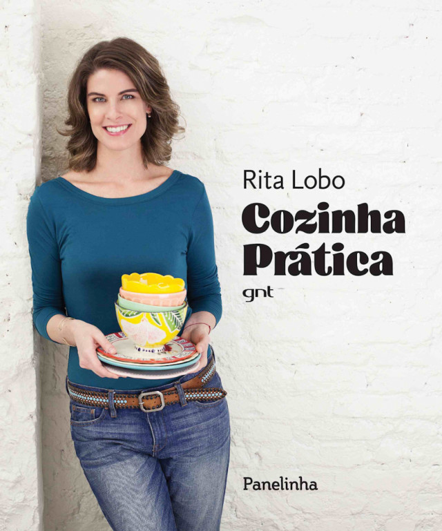 Livro Rita Lobo