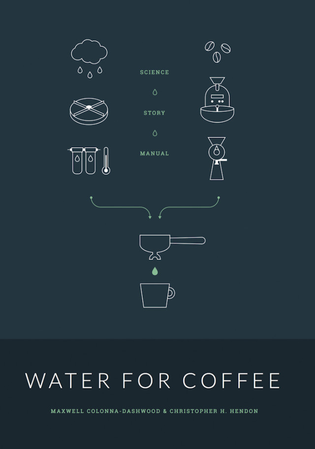 water for coffe_Livro