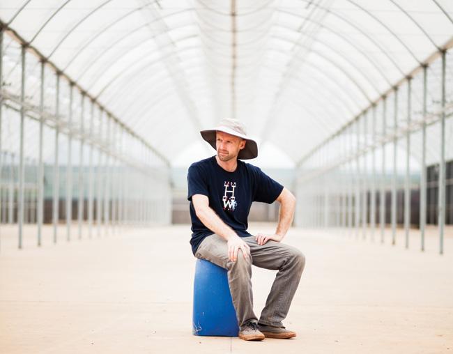A tradicional produção de café na região vê avanços que chegam com conhecimento e desenvolvimento de tecnologia de produtores como o americano Byron Holcomb.