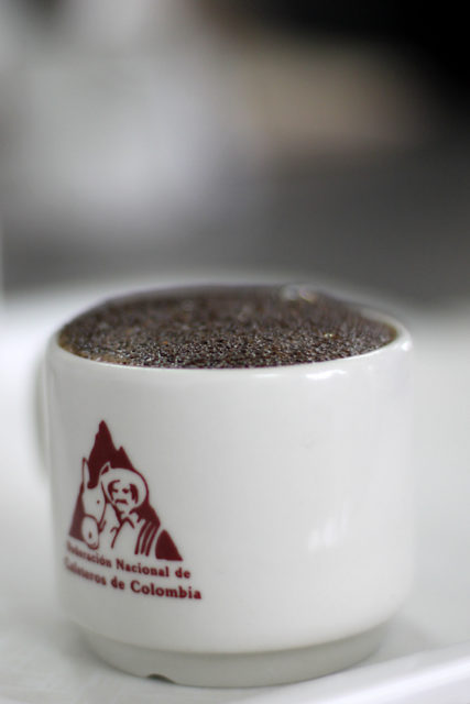 2011 CafÈ de Colombia Barista Origin Trip
