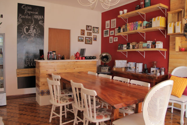 olinto cafe franca