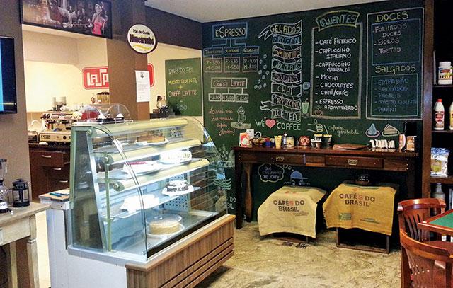 Cafeeira Garibaldi