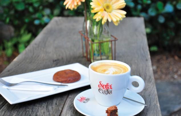 Sofá Café Pinheiros